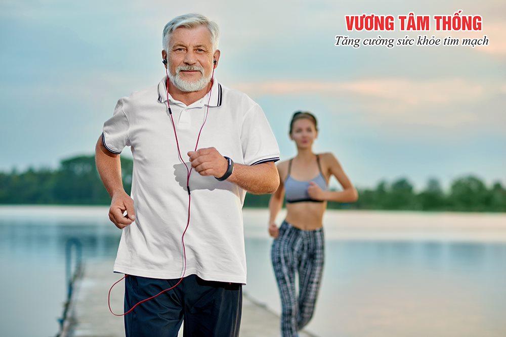 Luyện tập thể dục thể thao – Cách trị cao huyết áp không dùng thuốc